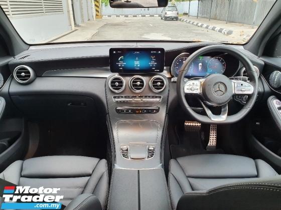 2020 MERCEDES-BENZ GLC 300 2.0 4MATIC AMG Coupe  Premium  Plus  A