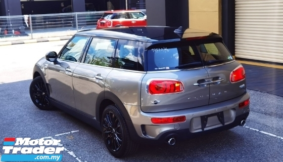 2016 MINI Clubman 2016 MINI COOPER S CLUBMAN 2.0A TWIN TURBO FACELIFT JAPAN SPEC CAR SELL PRICE RM ( 155000.00 NEGO )