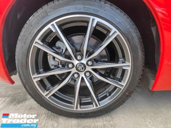 2017 TOYOTA 86 2.0 GT New Facelift - Japan Unreg - BEST DEAL