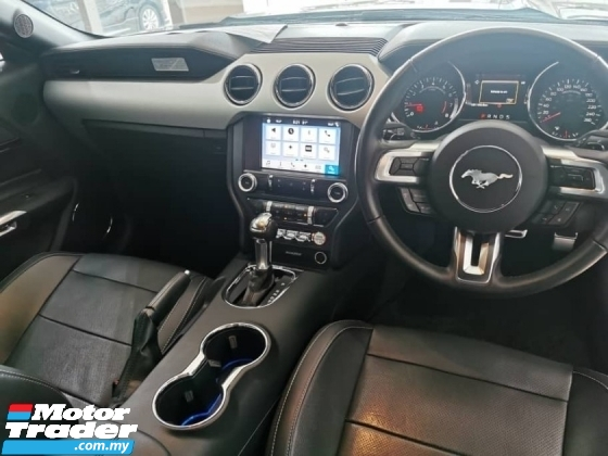 2018 FORD MUSTANG FAST BACK - Australia Spec - Top Condition Unreg