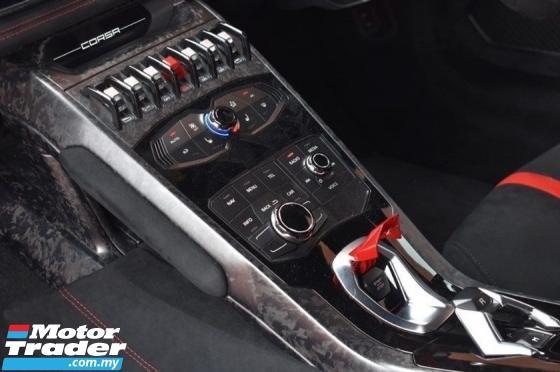2018 LAMBORGHINI HURACAN PERFORMANTE LP640-4 APPROVED CAR