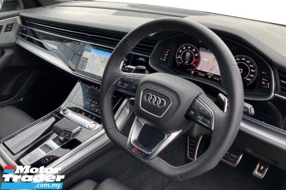 2020 AUDI AUDI OTHER RS Q8 4.0 V8 APPROVED CAR