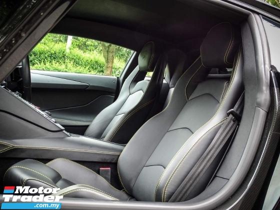2017 LAMBORGHINI AVENTADOR S LP740-4 CARBON INTERIOR PACKAGE