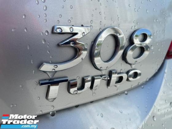 2009 PEUGEOT 308 1.6 TURBO