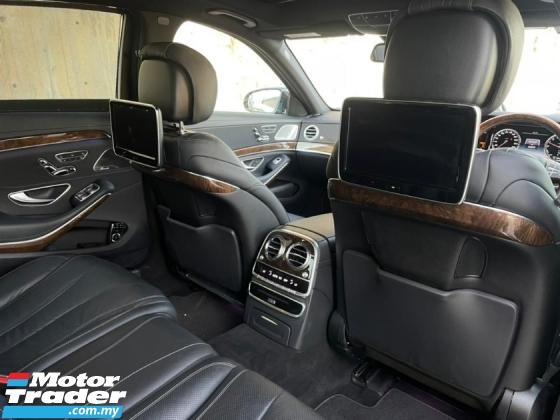 2015 MERCEDES-BENZ S-CLASS S400L