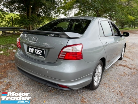 2014 TOYOTA VIOS 1.5 (A) 1 Lady Owner Only TipTop Condition