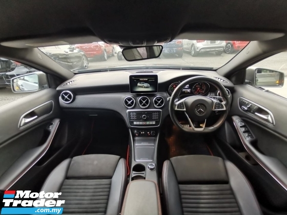 2016 MERCEDES-BENZ A-CLASS A180 AMG 1.6 (A) UNREGISTERED 5 YEARS WARRANTY