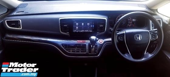 2016 HONDA ODYSSEY 2016 HODNA 2.4 ABSOLUTE SPEC 8 SEATS FACELIFT JAPAN UNREG CAR SELLING PRICE  ( RM 147000 NEGO )