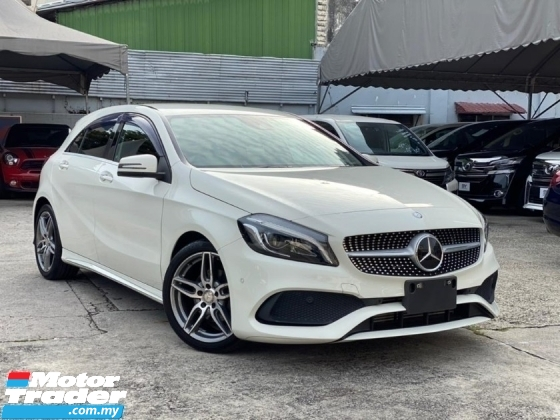 2017 MERCEDES-BENZ A-CLASS Mercedez A180 AMG Sports with Dynamic Select
