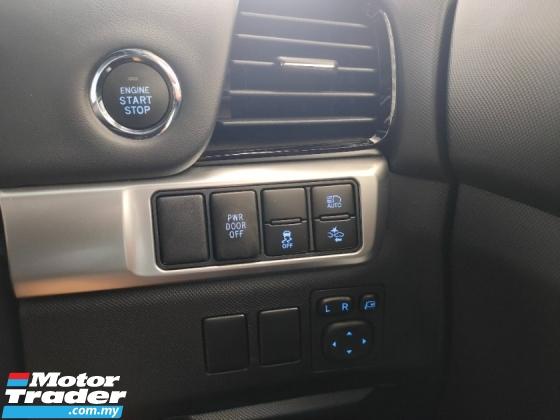 2016 TOYOTA ESTIMA 2.4 Aeras Premium Facelift Panaromic Roof PreCrash LDA 7 Seater 2 Power Door TRD Bodykits Unregister