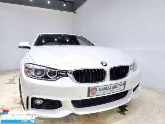 2017 BMW M COUPE 420i 2.0 M Sport GRANCOUPE