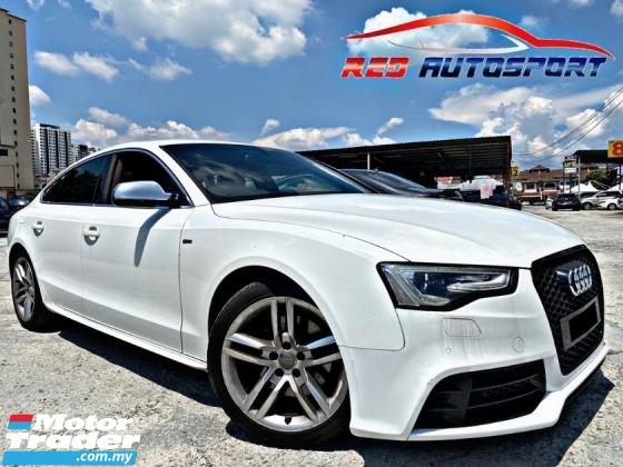 2014 AUDI A5 2.0 TFSI QUATTRO S-LINE (A) FACELIFT