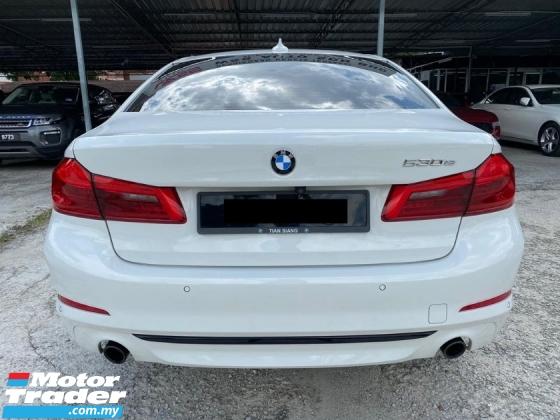 2019 BMW 5 SERIES 530e Hybrid M SPORT 2.0L (A) F.SERVICE 42KM ONLY