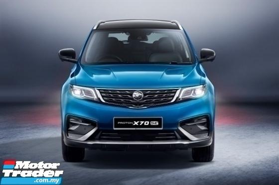 2021 PROTON X70 1.8 TGDI Premium SE Limited Edition