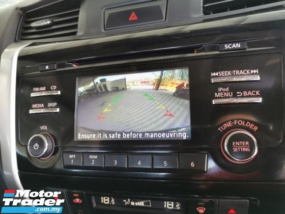 2017 NISSAN NAVARA 2.5 VL (A) 4WD REVERSE CAMERA, FULL LEATHER SEAT