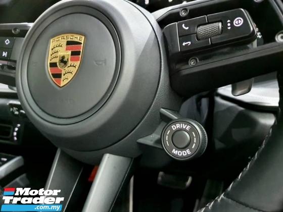 2019 PORSCHE 911 CARRERA 4S 3.0 TWIN TURBO 8 SPEED PDK