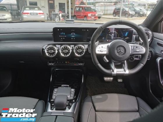 2020 MERCEDES-BENZ A45 S AMG