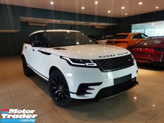 2018 LAND ROVER RANGE ROVER VELAR P250 R.Dynamic* U.K Land Rover Approved Pre-Owned* 100%-Genuine Mileage* P300 P380 Evoque GLE43