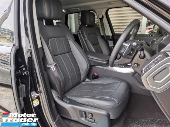 2018 LAND ROVER RANGE ROVER SPORT 15k Genuine Mileage. HSE Dynamic 3.0L (Petrol). U.K Land Rover Approved Pre Owned. Velar Vogue