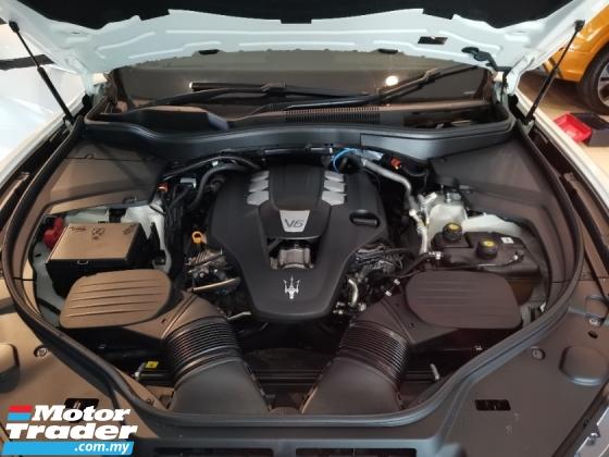 2019 MASERATI GRAN SPORT 15k Genuine Mileage* 3.0L (Facelift) (Petrol) U.K Maserati Approved Pre Owned* Cayenne Sport Vogue