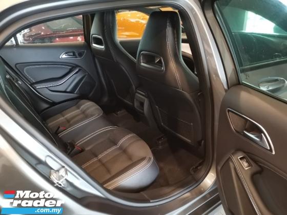 2017 MERCEDES-BENZ GLA GLA200 Facelift (CKD) 100% Genuine Mileage* Warranty Until Year 2023\'* GLA250