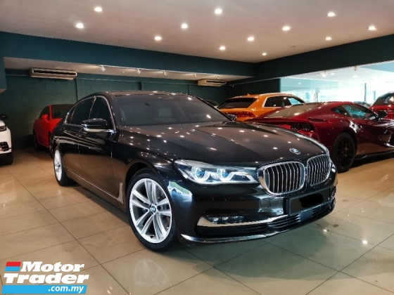 2016 BMW 7 SERIES 740Li (CKD) 100% Genuine Mileage* Excellent Condition* Just Buy And Use* No Repair Needed* S400h