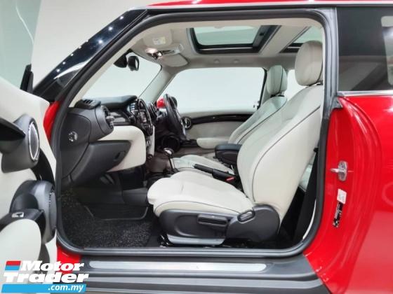 2018 MINI Cooper S COUPE JCW CHILI PACK 2.0 TWIN TURBO