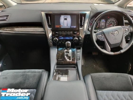 2016 TOYOTA VELLFIRE 2.5 ZG JBL Home Theatre 4 Cam PreCrash Power Boot Pilot Seat Unregister