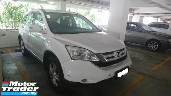 2010 HONDA CR-V 2.0 i-VTEC