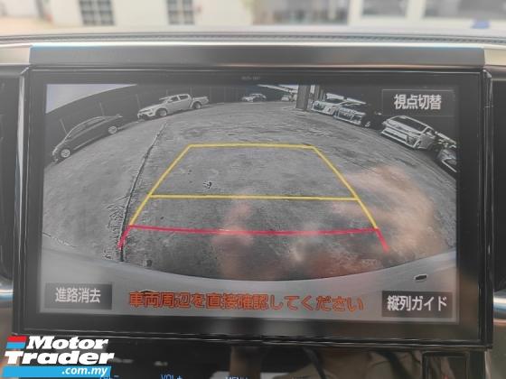 2018 TOYOTA VELLFIRE 2.5 ZG With Digital inner Mirror - Japan Unreg