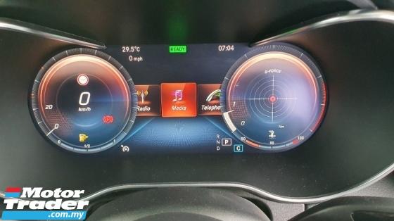 2019 MERCEDES-BENZ C-CLASS C200 AMG Line Premium Plus Fully Loaded Spes