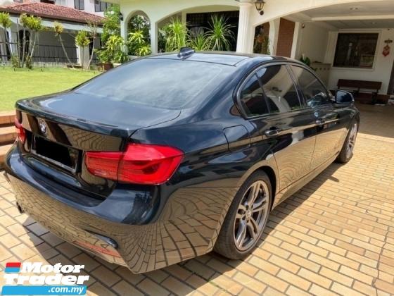 2018 BMW 3 SERIES 330E 2.0 M SPORT NEW FACELIFT UNDER WARRANTY
