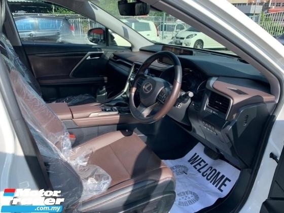 2019 LEXUS RX 300 BLACK SEQUENCE