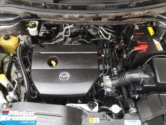2013 MAZDA 8 2.3 Premium Sunroof Power Boot Full SPEC