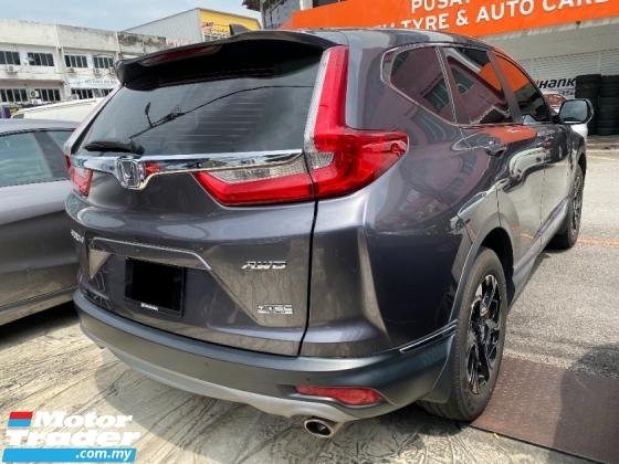 2018 HONDA CR-V 1.5 TC 4WD 52K KM Full Service Under Warranty 2023