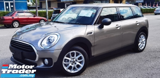 2017 MINI Clubman 2017 MINI COOPER S CLUBMAN 1.5A TWIN TURBO FACELIFT JAPAN SPEC CAR SELL PRICE RM ( 145,000.00 NEGO )