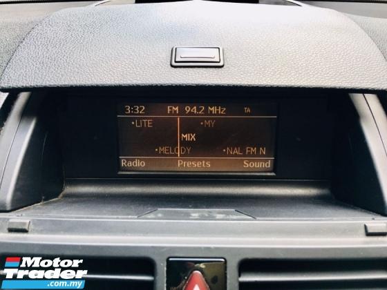 2008 MERCEDES-BENZ C-CLASS C200 1 PAKCIK OWNER ORI COND