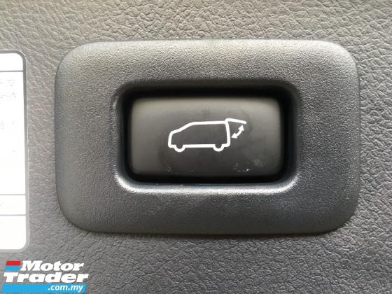 2016 TOYOTA ALPHARD 2.5 SC Edition Pilot Memory Seat Power Boot 2 Power Doors 95% High Loan Unreg