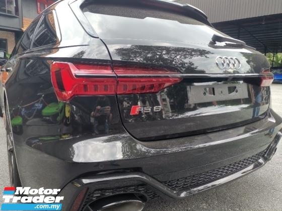 2020 AUDI RS6 Audi RS 6 Advant Launch Edition