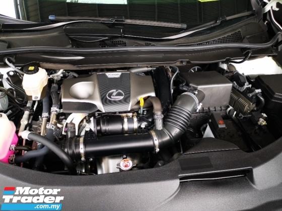 2017 LEXUS RX 200t F Sport Sun Roof Unregister 2 Year Warranty