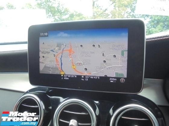 2018 MERCEDES-BENZ GLC GLC43 AMG 3.0 MATIC SUV 9G-Tronic Panoramic Powerboot NAVI LikeNEW (FSR)