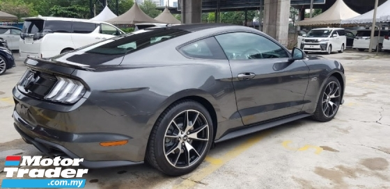 2020 FORD MUSTANG High Performance Edition 2.3 EcoBoost 330hp Full Digital Meter B&O Surround 10 Speed Transmission