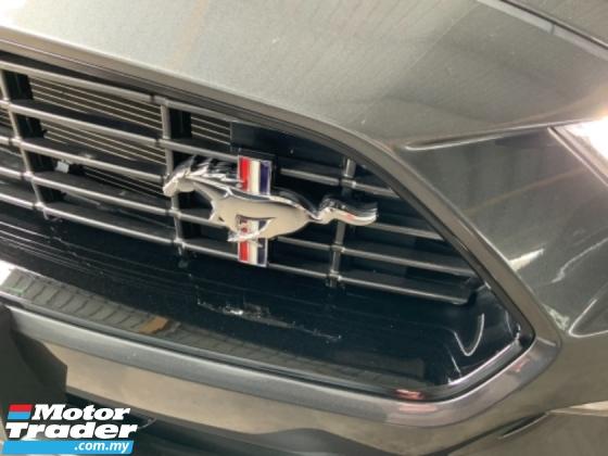 2020 FORD MUSTANG 2.3 Ecoboost Coupe New Facelift Keyless Push start Digital meter Unregistered