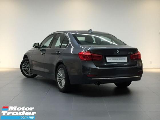 2016 BMW 3 SERIES 318 i Luxury