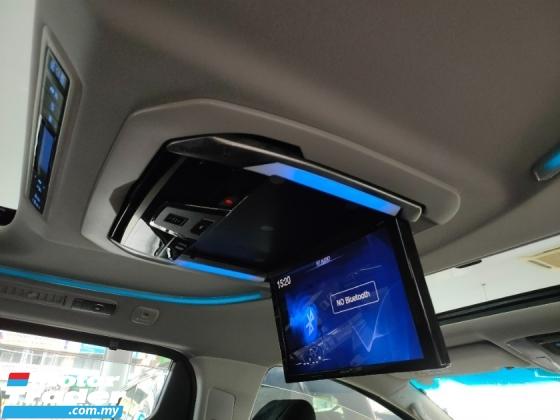 2017 TOYOTA VELLFIRE 2.5 ZG Sun Roof PreCrash Alpine Audio Pilot Seat Power Boot Unregister