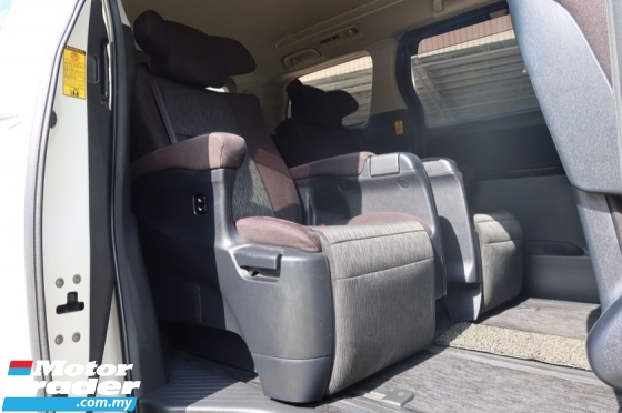 2012 TOYOTA VELLFIRE 2.4 Z G EDITION FACELIFT Rm129,800.00 (OnTheRoad)