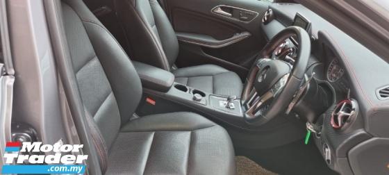 2014 MERCEDES-BENZ A45 2.0 AMG (FREE 1 YEARS CAR WARRANTY) REGISTER 2017