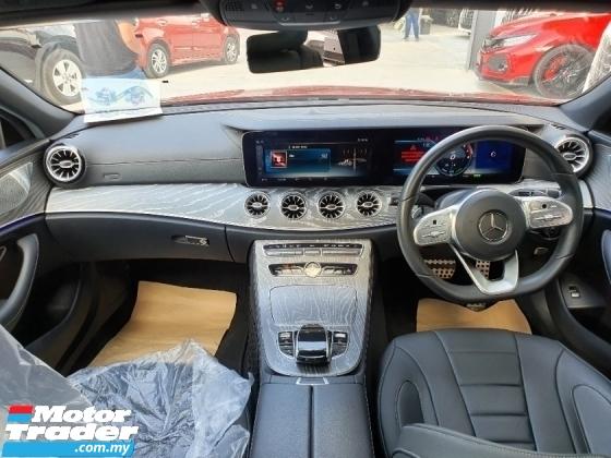 2018 MERCEDES-BENZ CLS-CLASS CLS450 AMG (EQ BOOST) Premium Plus Sport 4 Matic