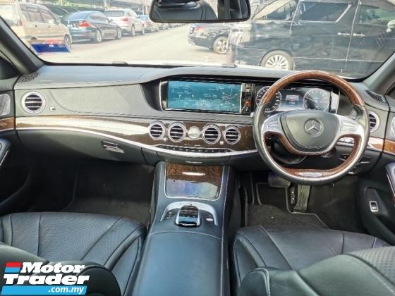 2015 MERCEDES-BENZ S-CLASS S400 L Hybrid