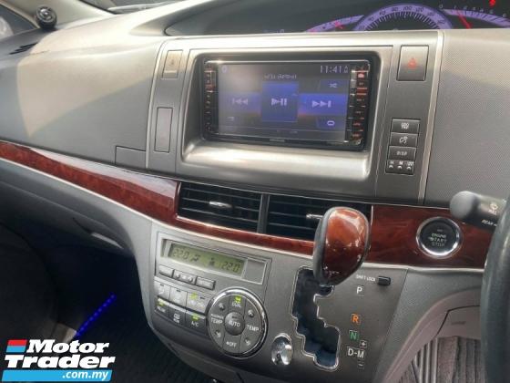 2012 TOYOTA ESTIMA 2.4 AERAS Facelift FullSpec Sunroof PowerDoor Cam